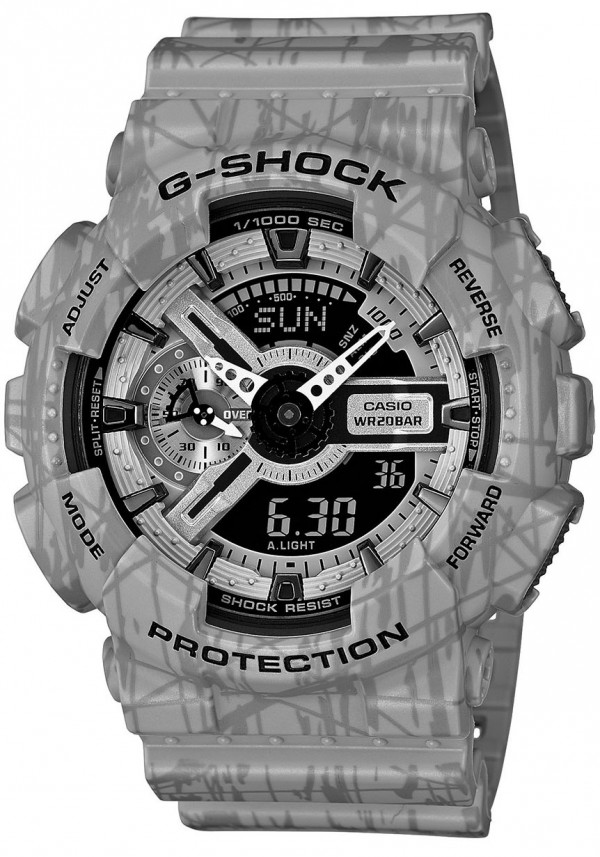 Casio G-Shock GA-110SL-8ADR Limited Edition